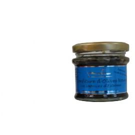 Confiture d'Olives Noires