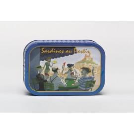 Sardines au pastis